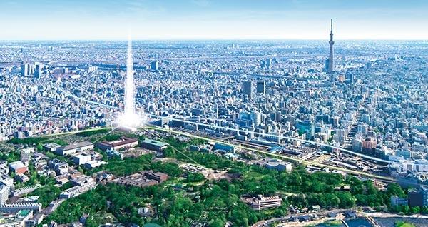 ルフォン上野公園 ザ・レジデンス